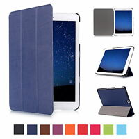 Leather Flip Stand Slim Smart Cover Case For Samsung Galaxy Tab E S2 9.7 8.0
