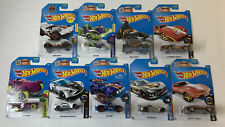 lot of 9 SEALED HOT WHEELS cars ~ Fairlady 2000, Aristo Rat, Voltage Spike, more