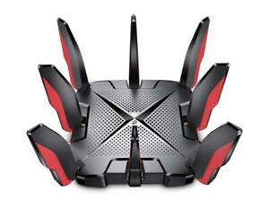 TP-Link AX6600 Tri-Band Wi-Fi 6 Gaming Router 4* Gigabit Ports+1 * 2.5 Gbps UK