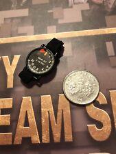 Mini veces Us Navy Seal Team 6 K9 Halo Jumper Muñeca altímetro Suelto Escala 1/6th