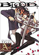Blood+ Adagio Volume 1 (Manga), Suekane, Kumiko, Excellent Book