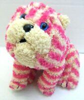 Rare Small Yawning Musical Bagpuss Cat Plush Soft Toy ~ 6''