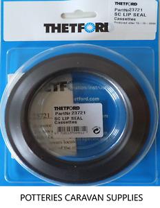 Genuine Thetford Cassette Toilet C2 C3 C4 C200 Lip Seal 23721 Caravan  Post 2000