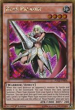 Rose Paladin - PGL2-EN004 - Gold Secret Rare 1st Edition