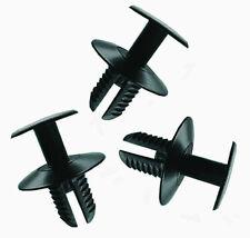10x 8mm Clips For Mercedes Bumper Panel Skirt Wheel Arch Lining Plastic Rivet