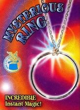 New Mysterious Ring (Gimmicks And Online Instructions) By Vincenzo Di Fatta