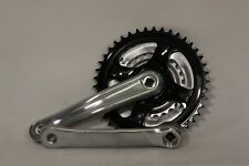 Lasko aluminum 3 x 7/8/9 speed Triple Crankset 170mm 42/34/24 Wheel Top