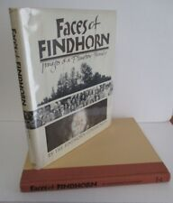FACES OF FINDHORN, Images of a Planetary Family, 1st Ed in DJ, 1980, Illus
