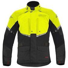 Blousons jaunes Alpinestars pour motocyclette