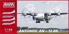 1/144 AWM-models Antonov An-12 BK  AEROFLOT SSSR  model kit