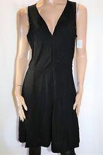 MIX Brand Black Fit & Flare Dress Size L BNWT #TS15