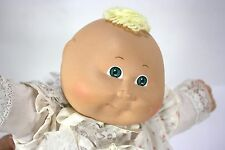 Cabbage Patch Kids 1982 Original Baby Blonde Girl Doll - # 3 Coleco - OK PA-1044