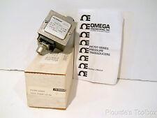 New Omega Engineering Output Pressure Sensor 100 PSI (6.90 BAR), PX700-100GI