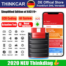THINKDIAG OBD2 Scanner Bluetooth Diagnosegerät ABS SRS Alle System Key Codierung