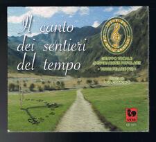 CORO VALPELLICE - IL CANTO DEI SENTIERI DEL TEMPO - 2013 - NEUF NEW NEU