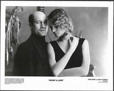 ~ Uma Thurman Henry and June Original 1990 Photo Fred Ward Anaïs Nin
