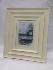 Cream Shabby Chic Large Surround Photo Frame 4 x 6 inches #LP20021
