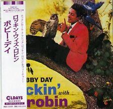BOBBY DAY-ROCKIN' WITH ROBIN-JAPAN MINI LP CD BONUS TRACK C94