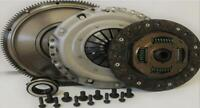 AUDI A4 CLUTCH KIT & SOLID MASS FLYWHEEL 1.8 T - 1.9 & 2.0 1994 to 2008 B5 B6 B7