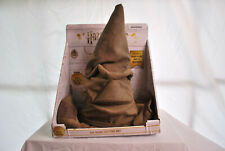 Harry Potter Real Talking Sorting Hat Animatronic Mouth Movement New