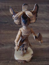 Native American Indian Handmade Crow Mother Dancer Kachina by Platero