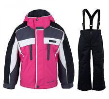 Trespass Sumaco Kids Ski Suit Padded Waterproof Boys Girls  Two Piece Set - 3/4Y