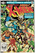 The Uncanny X-Men Annual #5 • Guest-starring the Fantastic Four!