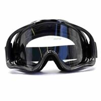 Clear Len motocross motorbike goggles anti-fog UV protection MX dirt Bike