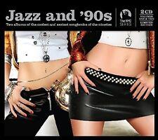 Various Artists - Jazz & 90s / Various [New CD]