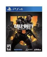 Call of Duty Black Ops PS4 - Brand New And Factory Sealed