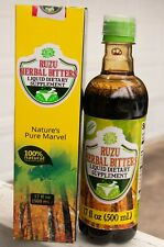 Ruzu Herbal Bitters 500ml (17.0 fl oz) Nature's Pure Marvel