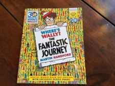 Where's Wally? The Fantastic Journey Small Paperback Book