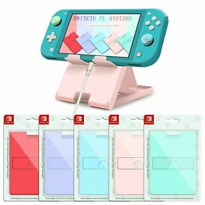 Play Stand Foldable For Nintendo Switch/Lite Console Candy Color