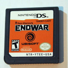 Tom Clancy's EndWar (Nintendo DS) Game Cartridge Only - Tested & Working