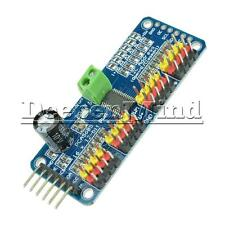 16-channel 12-bit Pca9685 PWM Servo Motor Driver I2c Module for Arduino Robot