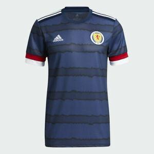 Scotland Home Shirt Shirt Euro Football Jersey 2020/21 BNWT