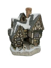 David Winter Cottages - Special For Christmas 1992 - Scrooge's School