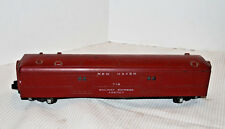 AMERICAN FLYER #718 NEW HAVEN RAILWAY EXPRESS AGENCY CAR--WITH KNUCKLE COUPLERS