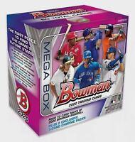 2020 Bowman (1) Mega Box Random Team Break #001
