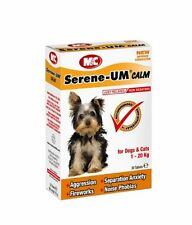 Serene-Um Tablets for Dogs and Cats x 30. Premium Service. Fast Dispatch.