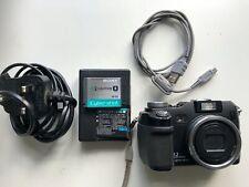 Sony Cyber-shot DSC-V3 7.2MP Digital Camera - 2 Batteries, Black*******