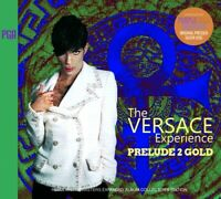 PRINCE THE VERSACE EXPERIENCE- PRELUDE 2 GOLD : REMIX & EXTENDED PRESS 2CD Japan