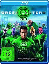 GREEN LANTERN (Kinofassung + Extended Cut) Blu-ray 3D + Blu-ray Disc NEU+OVP