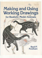 MAKING & USING WORKING DRAWINGS FOR REALISTIC MODEL ANIMALS - FORDHAM  bz