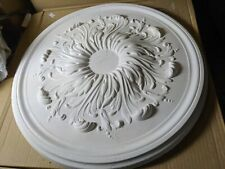 Plaster Ceiling Rose Large Victorian Style