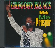 CD Gregory Isaacs - Mek Me Prosper