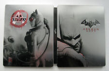 G2 - Batman Arkham City Cat Woman - Limited Europe Steelbook - no game included