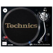 Slipmat Technics Logo Gold (1 Piece / 1 Piece) 0020101711-1 New