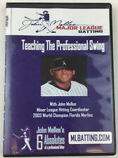 John Mallee Major League Batting Teaching the Professional Swing Dvd