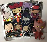 NEW Disney Figural Key Chain Keyring Villains Exclusive A LOCK